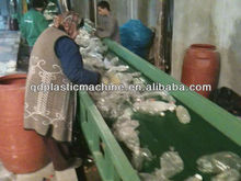 PET plastic bottle/flakes washing/recycling line/machine