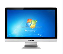 hot selling cheap intel core i3/i5 cpu 21.5 inch 1920*1080 resolution desktop computer 27 inch monitor