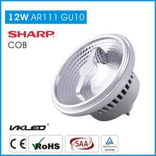Led spotlights AR111 GU10 10W 220V 2700K Galleries Use,ar111 gu10 led