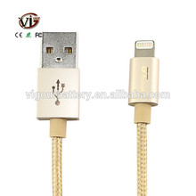 8pin data usb cable for iphone cable making equipment