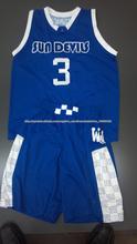 Uniformes de baloncesto Uniforme de baloncesto sublimados / sublimación personalizado conjunto uniforme de baloncesto impresa