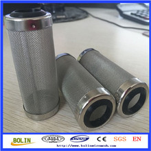 Stainless Steel Wire Mesh Cylinder Filter Fits Aquarium Fish Tank