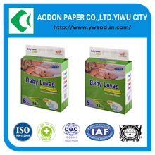 Wholesale Super-care Disposable And Sleepy Baby Diaper In Bulk