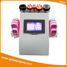 Popular 650nm diode lipo laser slimming machine
