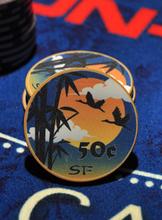 Fichas Sunset, Fichas cerámica de SUN-FLY, Apollon Classic,ceramic poker chips,gaming chips,custom chip,