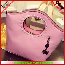 high quality five candy color lady hangbag