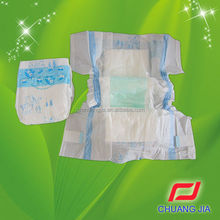 new product cheap sleepy PE backsheet baby diapers with private label