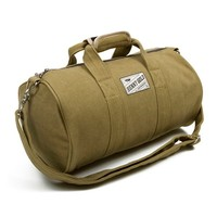 2015 best selling canvas duffle bag