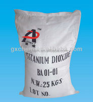 tio2 sulphate process titanium dioxide anatase BA01-01