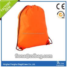 drawstring laundry bag/cheap nylon shopping drawstring laundry bag