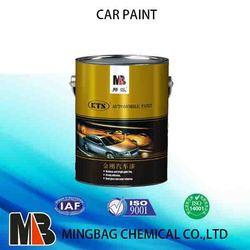Single stage restoration auto body paint supplies