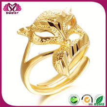 Women's Gold Ring Unique Jewelry Design 20K Gold Ring