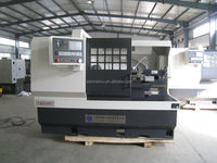 large market CK6140T cnc lathe machine price with CE and hydraulic tailstock