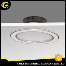 High quality aluminum low power 3w led downlight