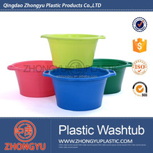 2015 Best Selling High Quality Small Plastic Storage Basket High Quality Decorative Buckets biggest Chinese palstic manufacturer
