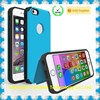 Factory direct price tpu pc kickstand case for iphone 6