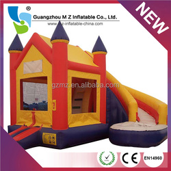Funny And Crazy Inflatable Bouncer For Sale Slide Inflatable Bouncer/giant inflatable bouncer