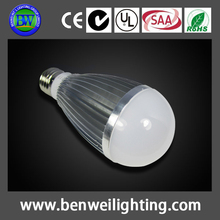 china manufacturer 3000- 3500 warm white e26 b22 e27 base global high power led bulb lamps7w