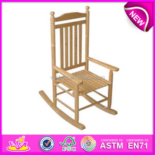 2015 Wooden Rocking Chairs for kids,wooden toy rocking chair for children,comfortable wooden rocking chair toy for baby WJ277278