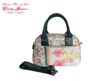 2015 New Arrival Hot Sell Brand Lady Fashion Handbag with Classic Digital Print
