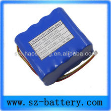 Electric scooter special 3.7v 18650 lithium ion battery pack