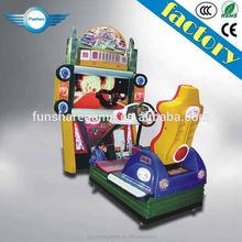 Single Ultimate Car Nage Arcade Racing Game/Car Driving Simulator Game amusement fish game machine