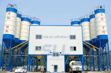 Customer first changli manufacturer hzs120 cement plant for sale