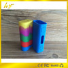 Popular sale multi colors silicone Istick 20W 30W Vapor box mod silicone case from China manufacture