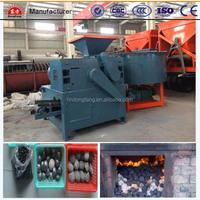 coal briquette ball press machine/briquette press machine for coal slurry price