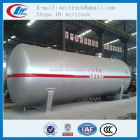 factory selling asme standard100cbm high pressure gas cylinders, cooking gas tank, lpg cylinder
