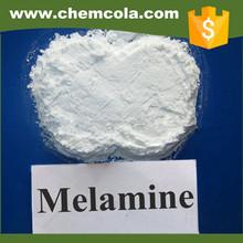 High quality melamine powder for formaldehyde resin powder