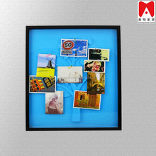 High Quality PS Oak Wall Collage Multi Frame Picture