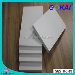 high rigid 4x8 pvc foam sheet 13mm for exhibition display