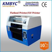 2015 Best Sale LED UV Printer flatbed printing digital solvent printer JET