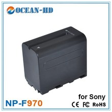 Rechargeable NP-F970 lithium iron camera battery for Sony DSR-PD170 FDR-AX1