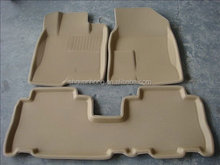 3D kagu car mat for BMW, 3d anti-flamming pvc vinyl car flooring mat