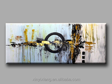 New arrival decorative abstract painting canvas