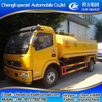Top level durable sprinkling truck water truck