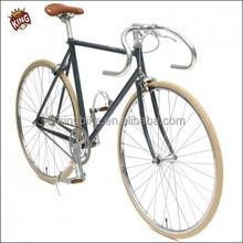 steel fixed bike 700c retro