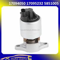 Popular egr valve opel astra 17094050 17095232 5851005 5851602 851581 93184995