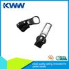 High quality talon zipper puller, plastic zipper puller