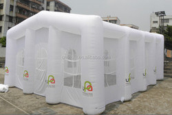 guangzhou factory giant inflatable tent for wedding, inflatable tent price china wholesale