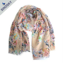 Cheap high quality fashionable arab head scarf for women