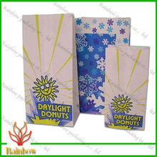 recycled kraft paper bags packaging Sunflower seed to take away
