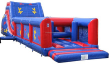 Art Attack Themed Obstacle Course, Great Fun Game for Adults and Children