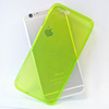 2014 new product 6 colors style Ultra Thin Soft TPU phone case for 4.7 inch apple iphone 6, for iphone 6 case