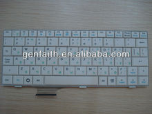 New and original laptop keyboard for ASUS EEEPC 700 notebook PO/PT/RU/US/LA/BR/AR/SP layout