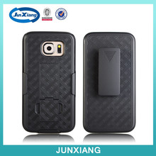 mobile phone accessoies belt clip kickstand cases and covers manufacturer for samsung galaxy S6