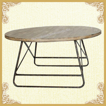 Antique farm table for dining