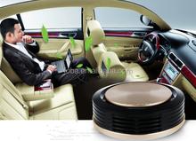 12V Bluetooth car air purfier / car ozone air purifier with negative ion